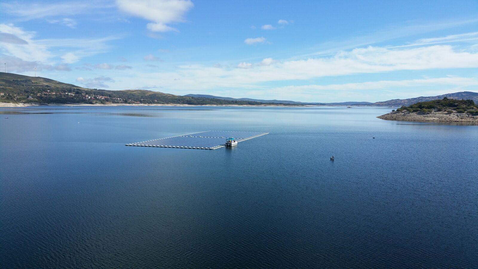 hidro güneş santrali