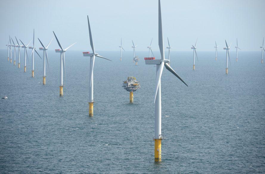offshore rüzgar santrali