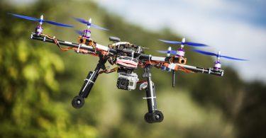 Drone ile tohum ekimi
