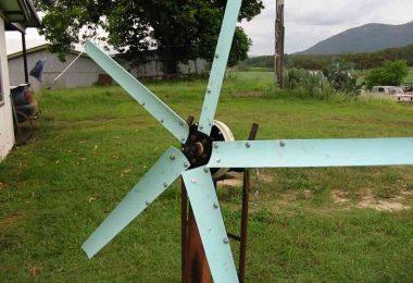 el yapımı rüzgar enerjisi