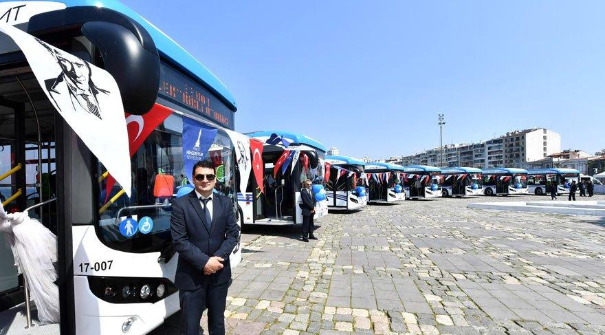 elektrikli otobüs türkiye