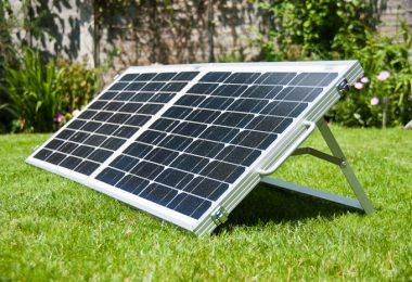 güneş enerjisi jeneratörü