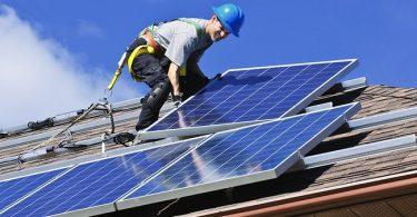 güneş enerjisi montajı