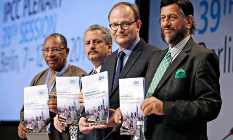 hukumetlerarasi iklim degisikligi paneli