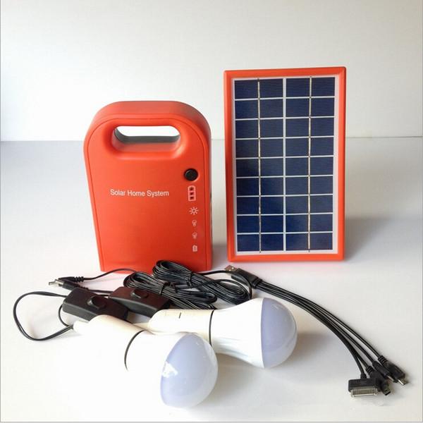 portatif güneş enerjisi jeneratörü
