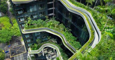 sürdürülebilir mimari