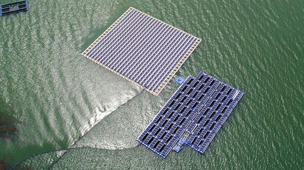yuzer gunes enerji santrali