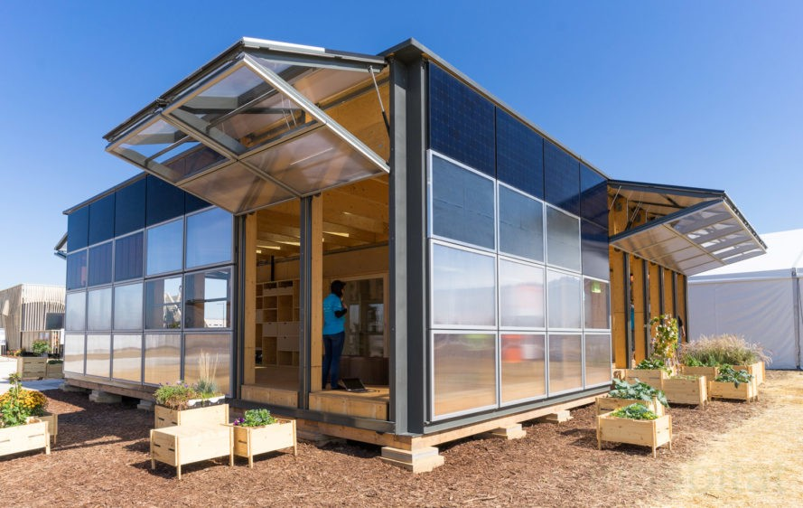 NeighborHub Switzerland Solar Decathlon