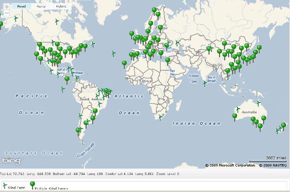 dünya rüzgar enerjisi sıralaması