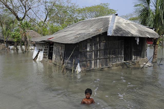 iklim değişikliği sel