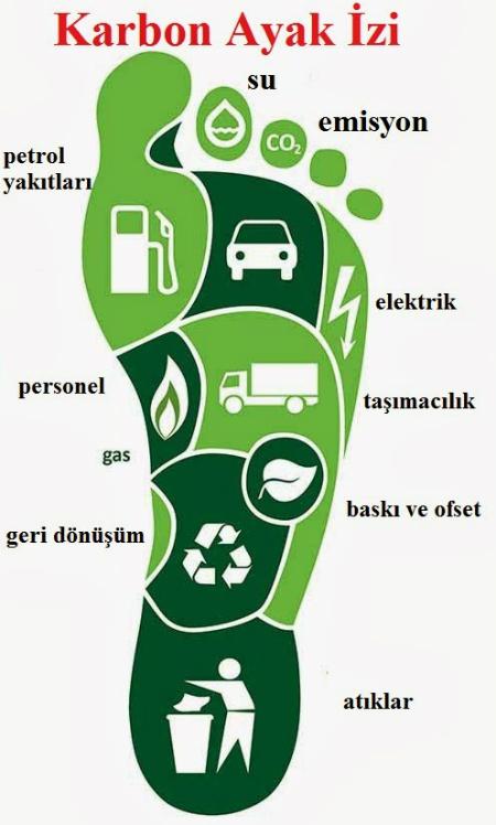 karbon ayak izi