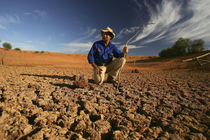 iklim değişikliği kuraklık