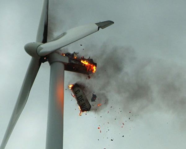 rüzgar turbini olumsuz yönleri