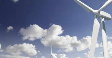 rüzgar türbini radyasyon