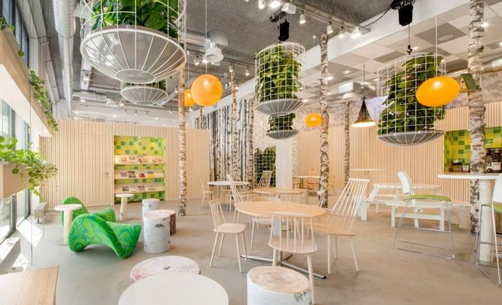 yeşil ofis nedir