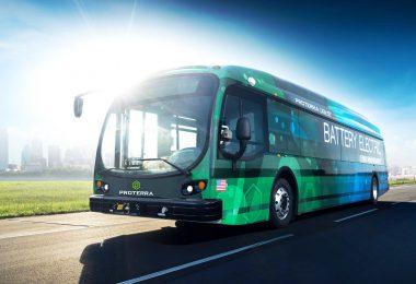 elektrikli otobüs