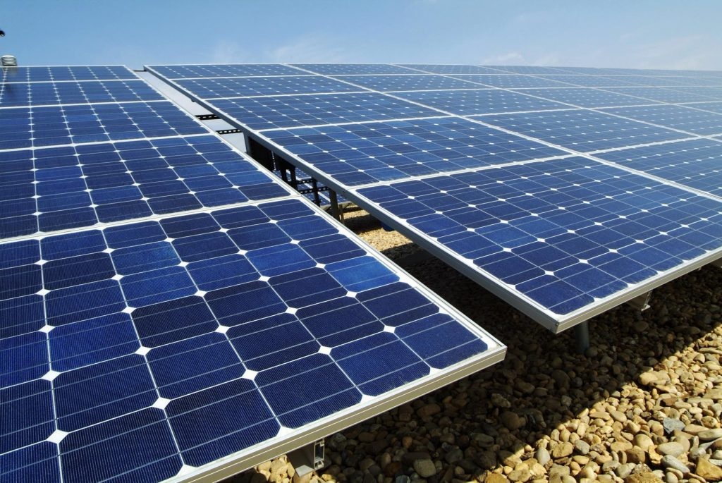 fotovolatik güneş paneli