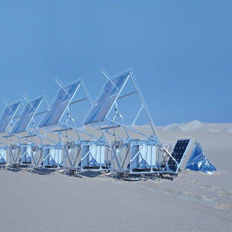 güneş enerjili sistemler