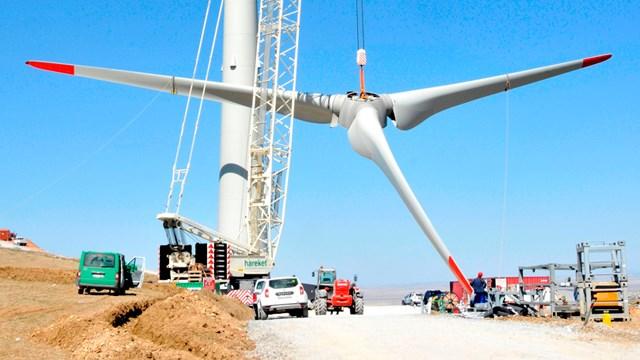 rüzgar santrali çed