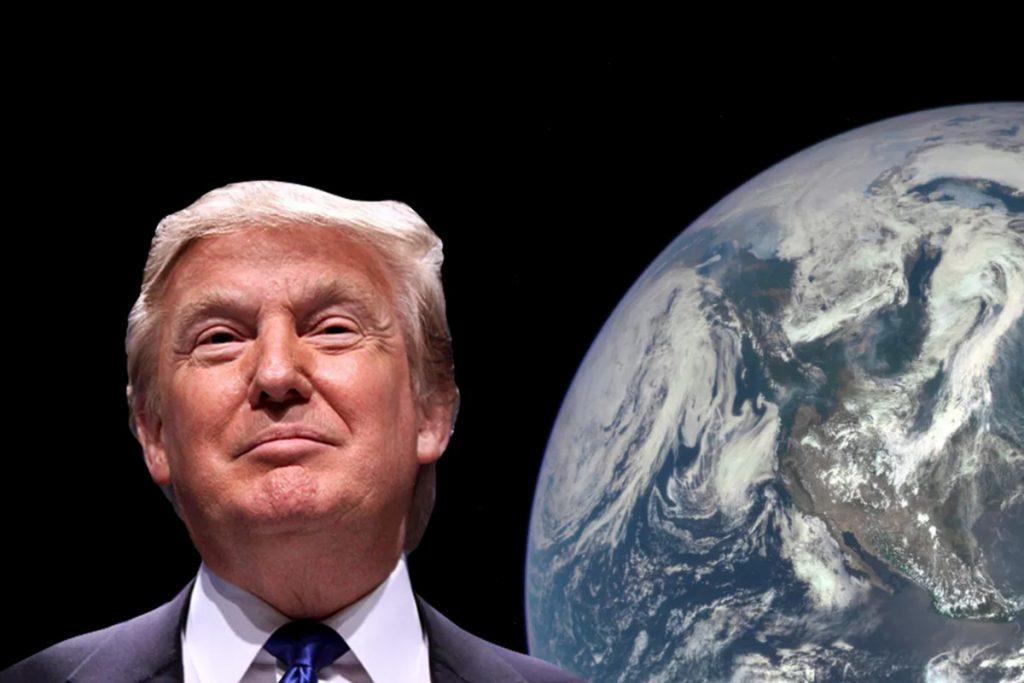 donald trump iklim değişikliği