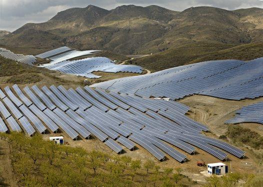 güneş enerjisi arazi kullanımı