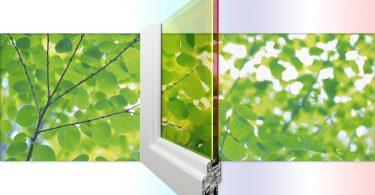 güneş panelli pencere