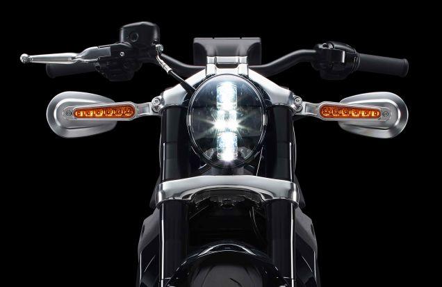 harley elektrikli motosiklet