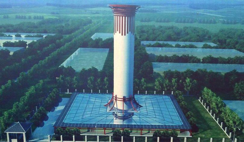 havayı temizleyen kule