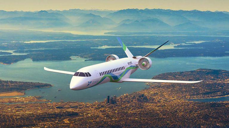 hibrit uçak