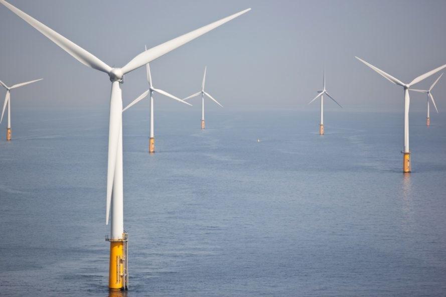 rüzgar çiftliği adası