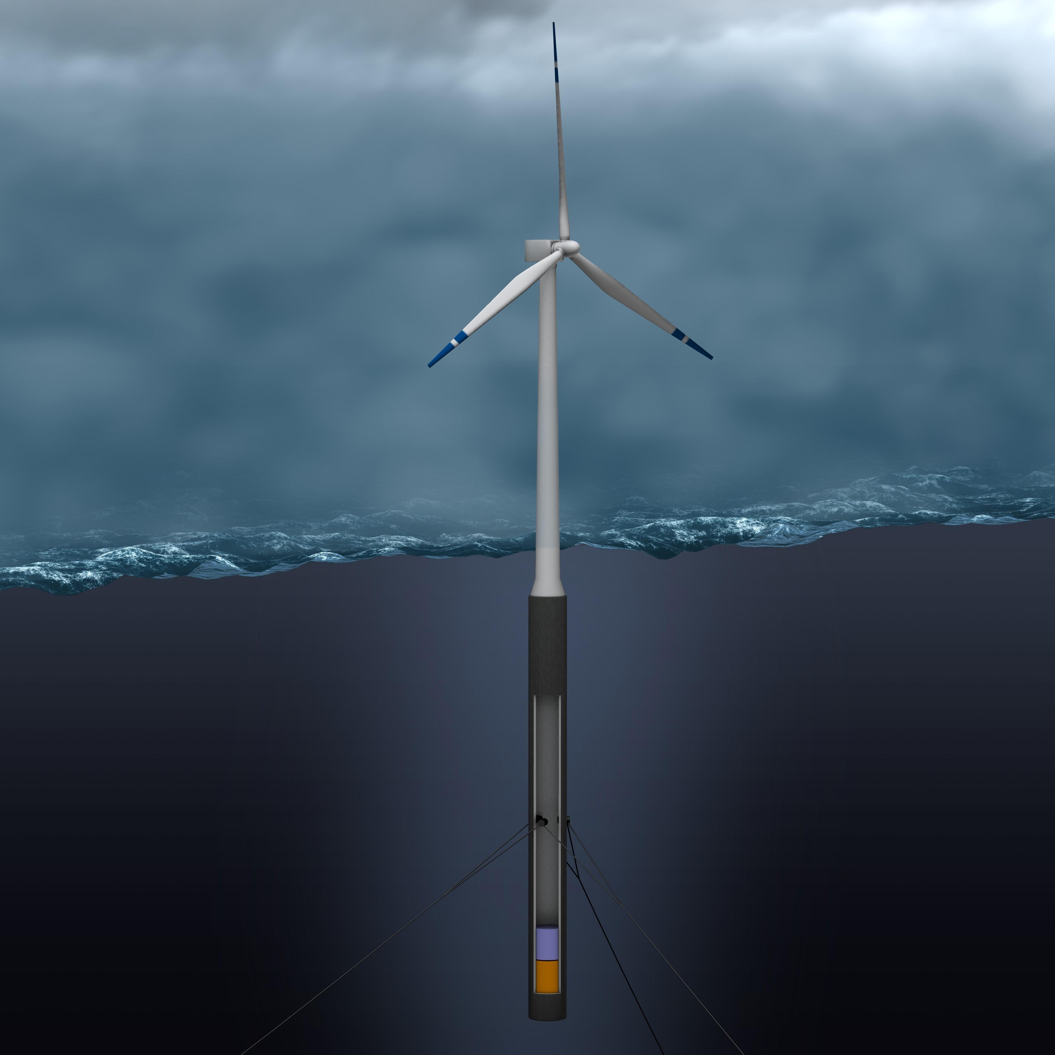 rüzgar enerjisi depolanabilir mi