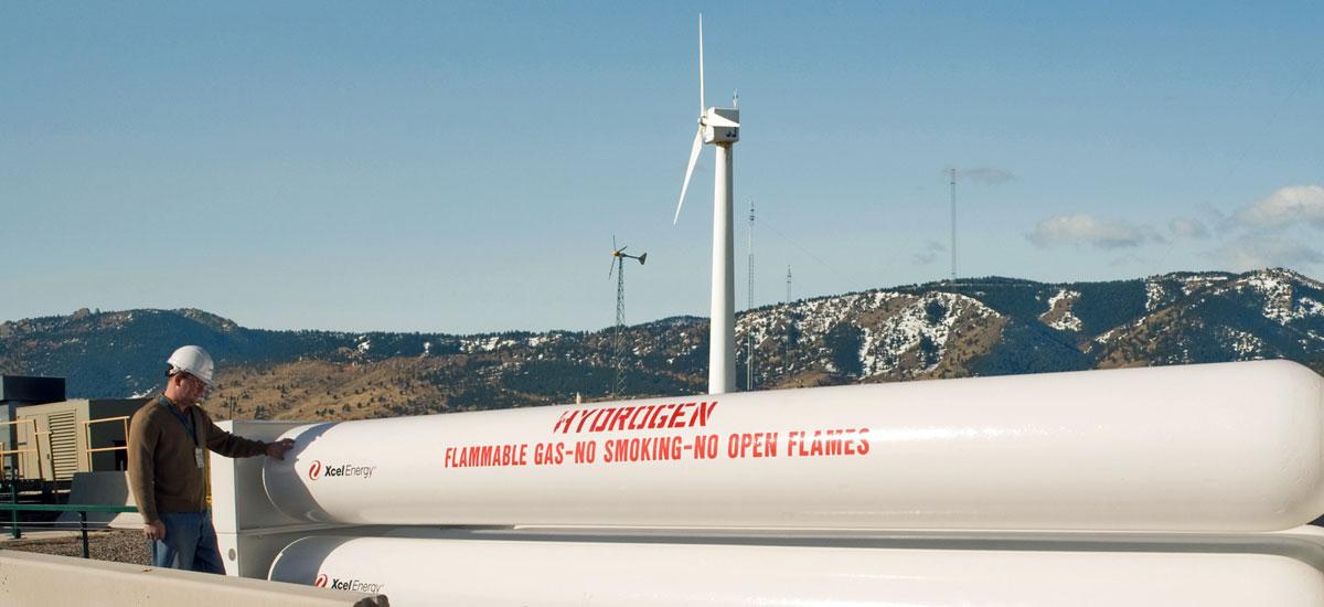rüzgar enerjisinin depolanması