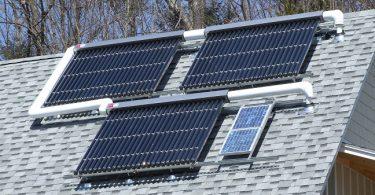 kapalı sistem güneş enerjisi