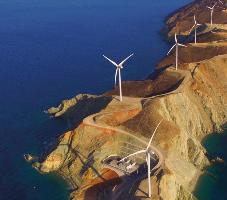 rüzgar santrali