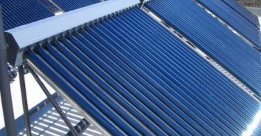 vakum tüplü güneş enerjisi