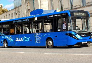 bluestar bus