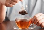 mikroplastik çay