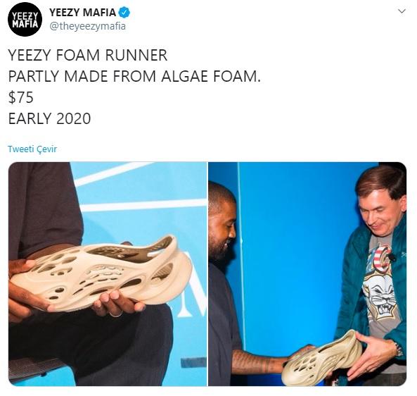 yeezy foam runner