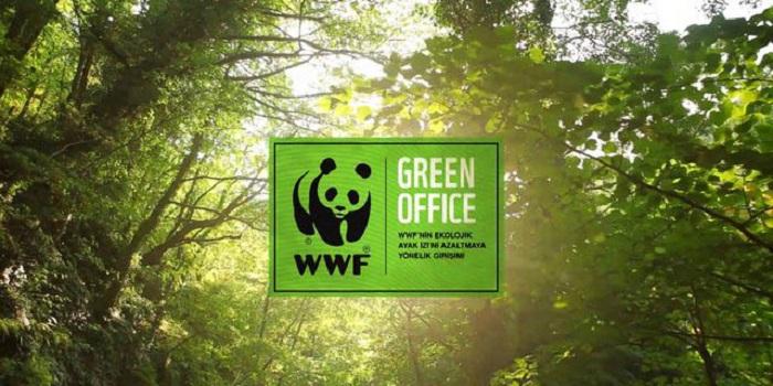 wwf yeşil ofis