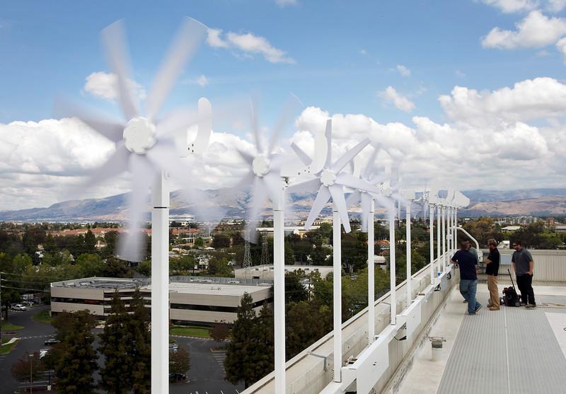 mikro rüzgar türbini