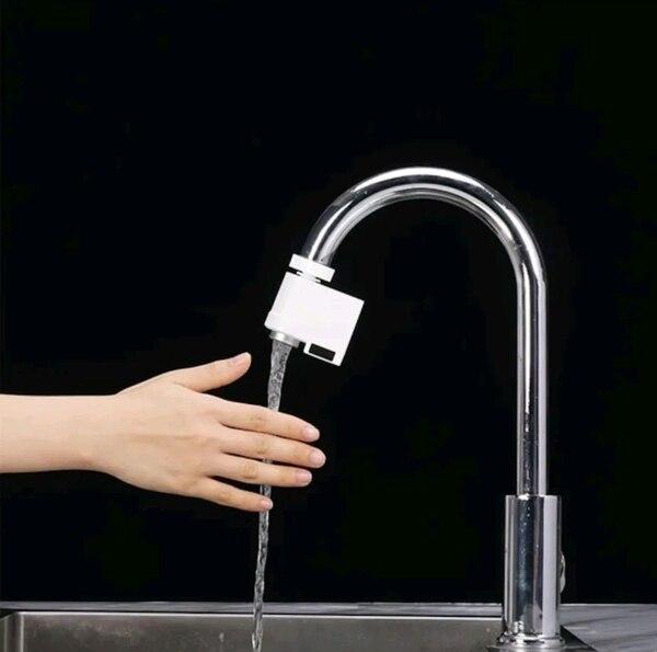 xiaomi xiaoda otomatik sensorlu su tasarruf musluk başlığı