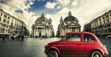 romada dizel araçlar yasaklanıyor