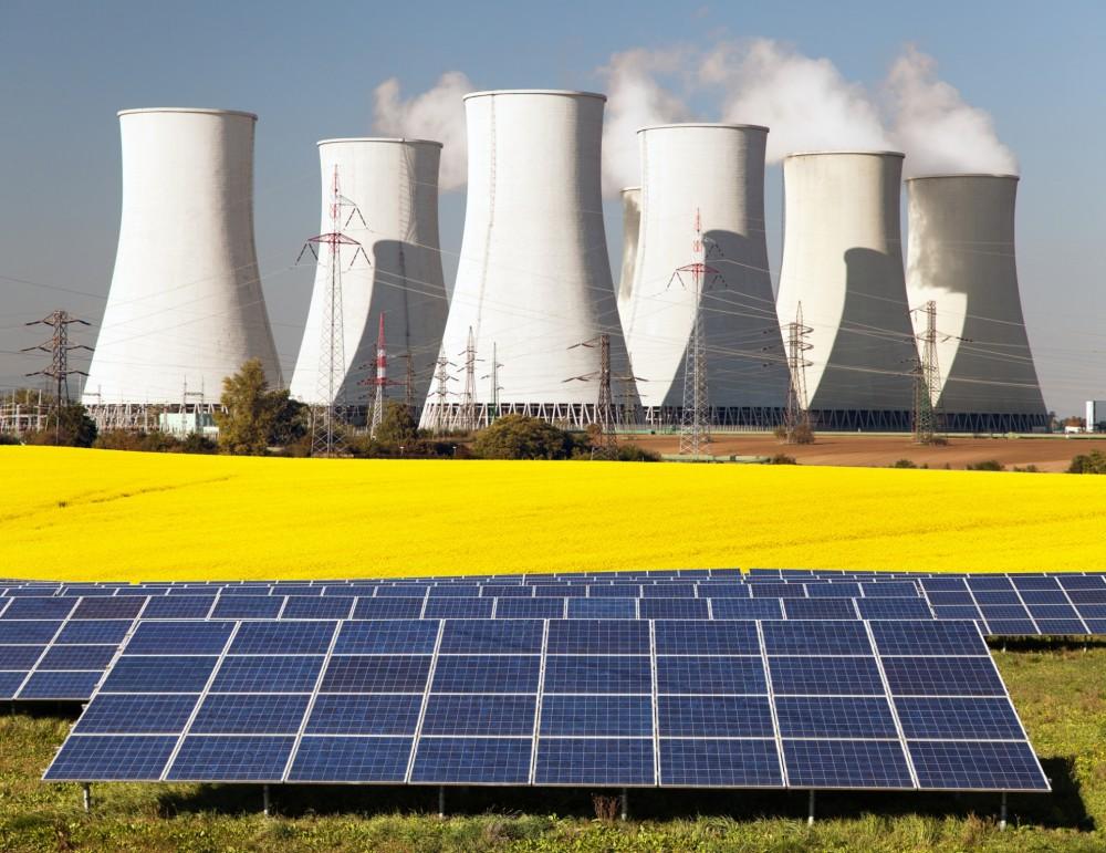 güneş enerjisi nükleer enerji