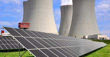 nükleer enerji güneş enerjisi