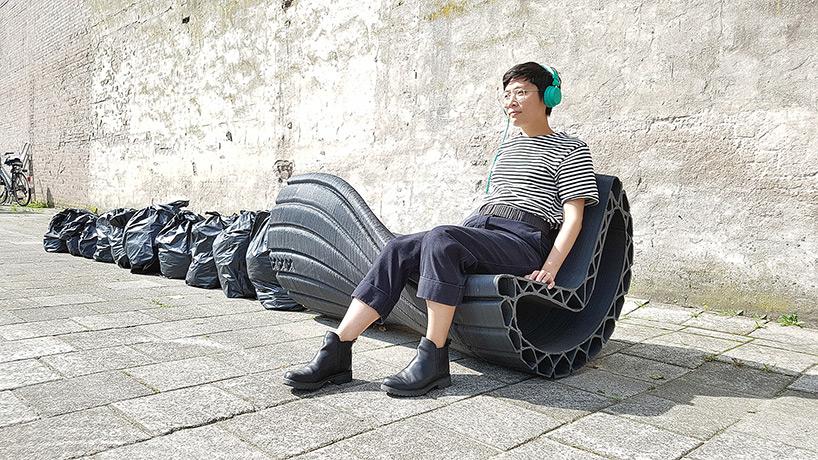 geri dönüştürülmüş plastik