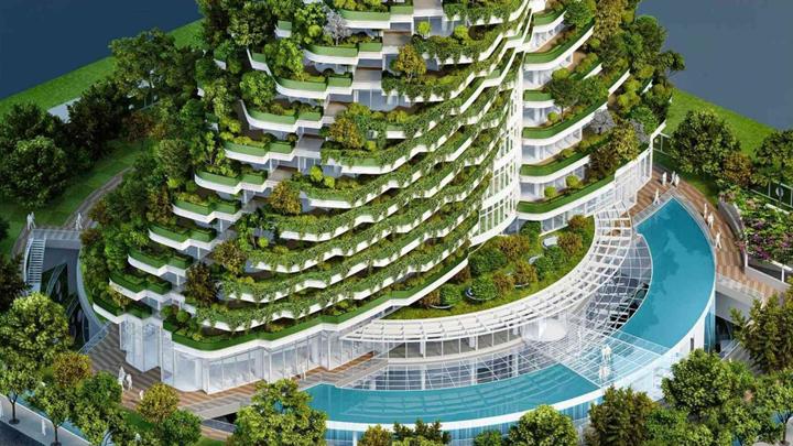 yeşil mimari